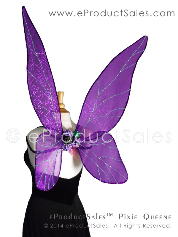 Purple Fairy Costume Kids