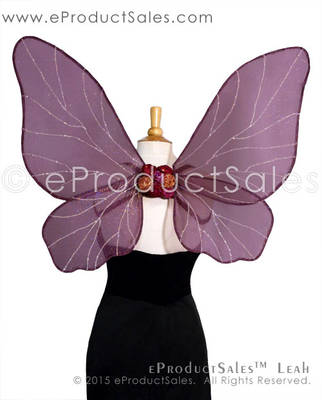 eProductSales Leah Butterfly Fairy Wings by eProductSales