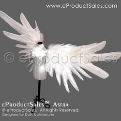Astra BJD Doll Angel Wings Mini Accessories