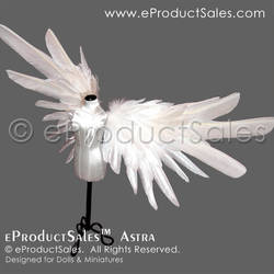Astra BJD Doll Angel Wings Mini Accessories by eProductSales