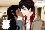 Eren and Katia's Date-Sneaky Boy
