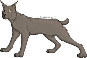Bobcat colored by Necrath
