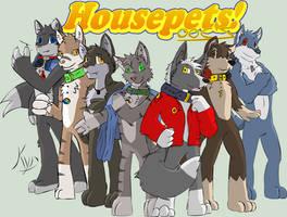 Housepets Style Fan OOC 3 by Necrath