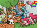 BvB Snoo and pony inc - Colored