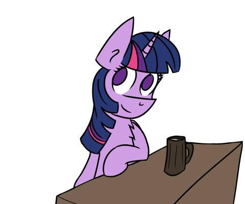 Twilight Spark- Incompetent LightningDust Style