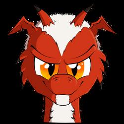 Kyderra the Dragon by Necrath