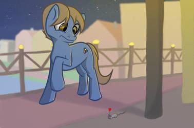 Psy's pony OC