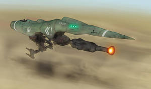 Low altitude fighter, Lania302
