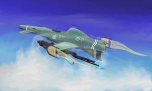 Intercepter Jufuu by AoiWaffle0608