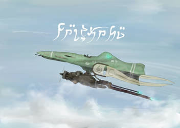 Cover art for Flight Glide by AoiWaffle0608
