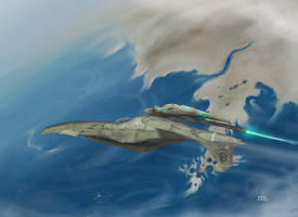 Jet stream by AoiWaffle0608