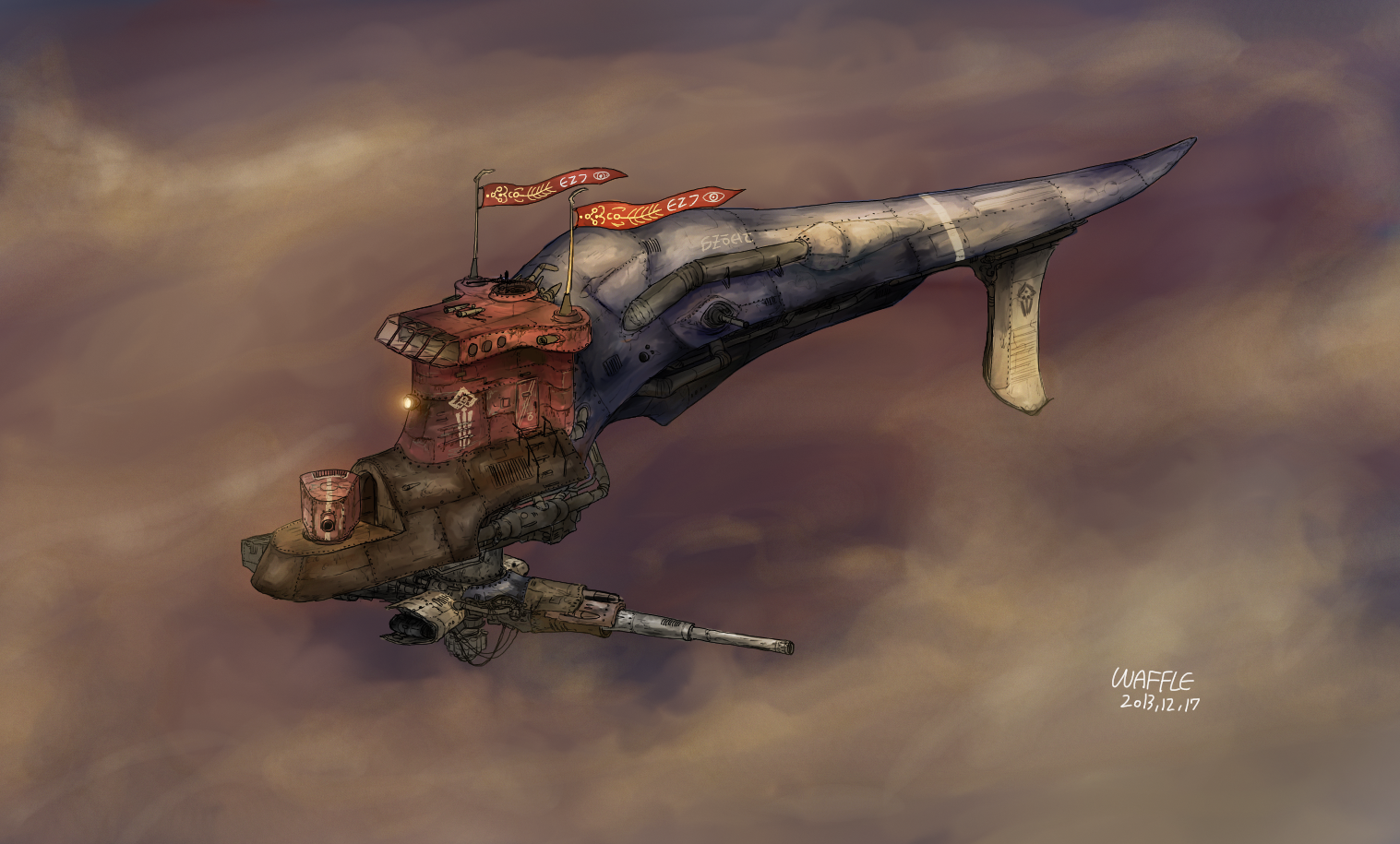 Imperial Gunship Atlatl by Waffle0708