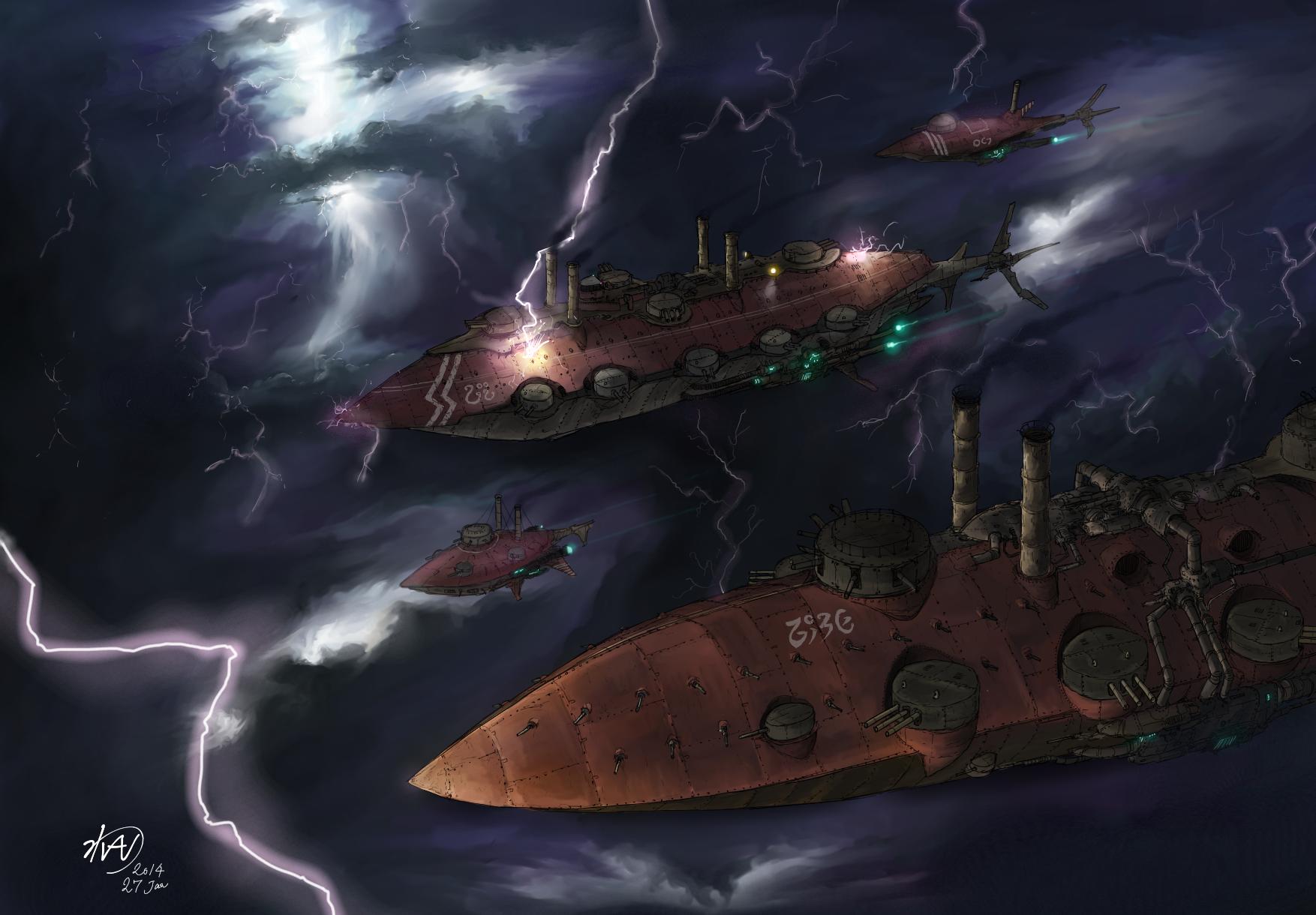 Advancing Fleet