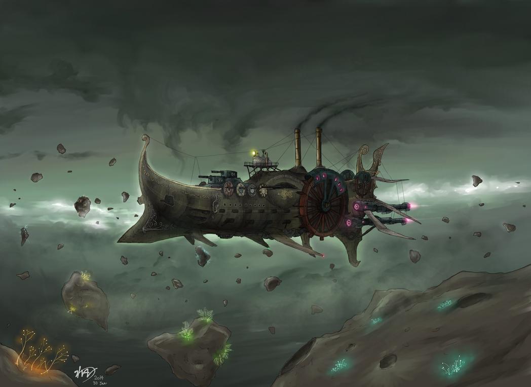 viking ship by aoiwaffle0608 on deviantart