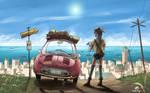 Sepia's travel on Parle #1 -Goodbye Solnork-