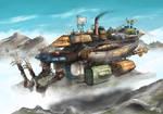 Armed merchant ship, Edde Ziatta