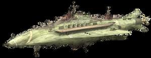 6th Fleet Flagship Yut Zailieg