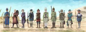 Anti-Empire Union!! (not Translated yet) by AoiWaffle0608