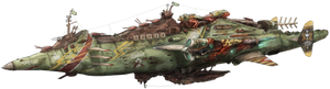 4th fleet Battlecruiser Jickas