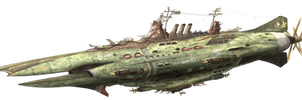 1st fleet Flagship Kumbhakarna
