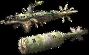 Ranzer Strategic Torpedo Launcher by AoiWaffle0608
