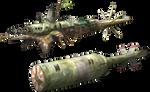 Ranzer Strategic Torpedo Launcher