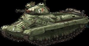 Rach Sancia Fighting Vehicle