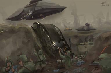 Mud hell by AoiWaffle0608