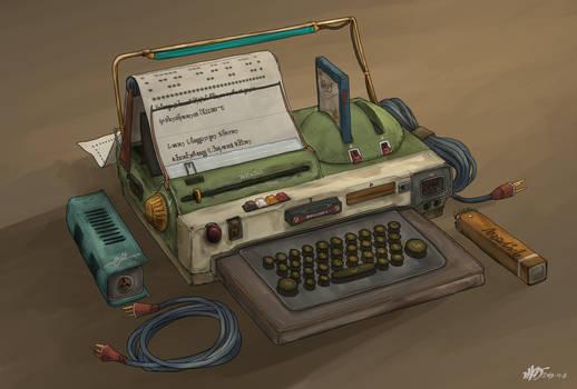 Tellm 670 Portable Computer