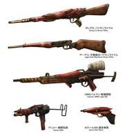 Imperial guns concept