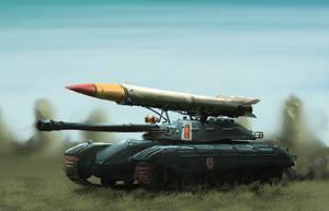 W-20 Assault Tank