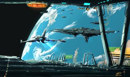 Orbital intercept