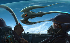 Encounter with Skywhale
