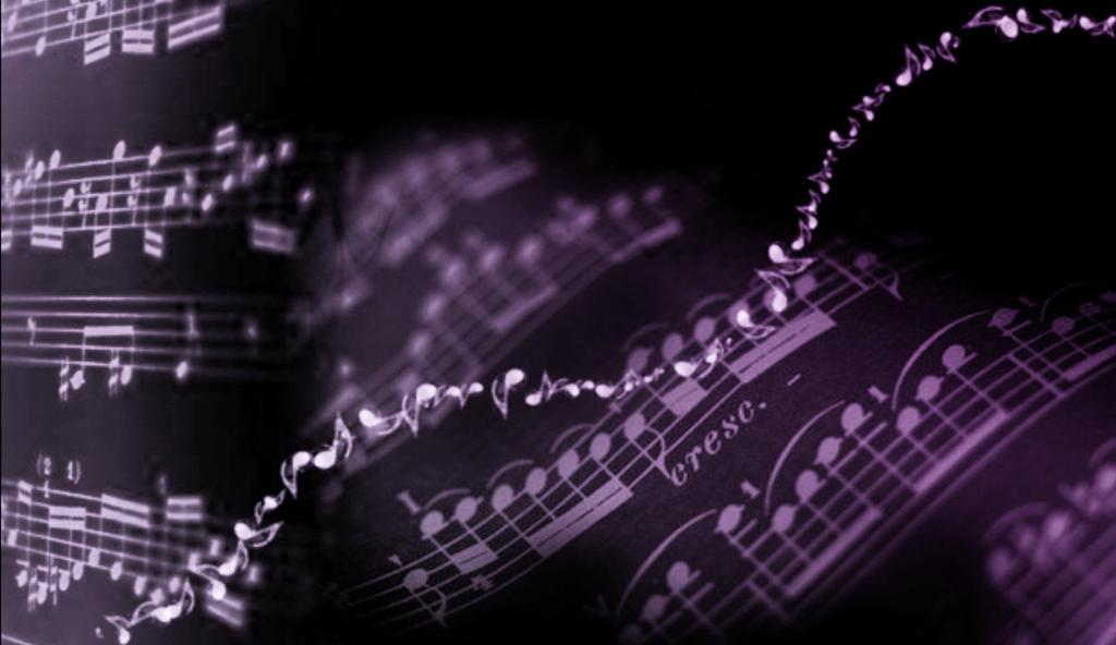 Purple Music by SyoshoHiataki on DeviantArt