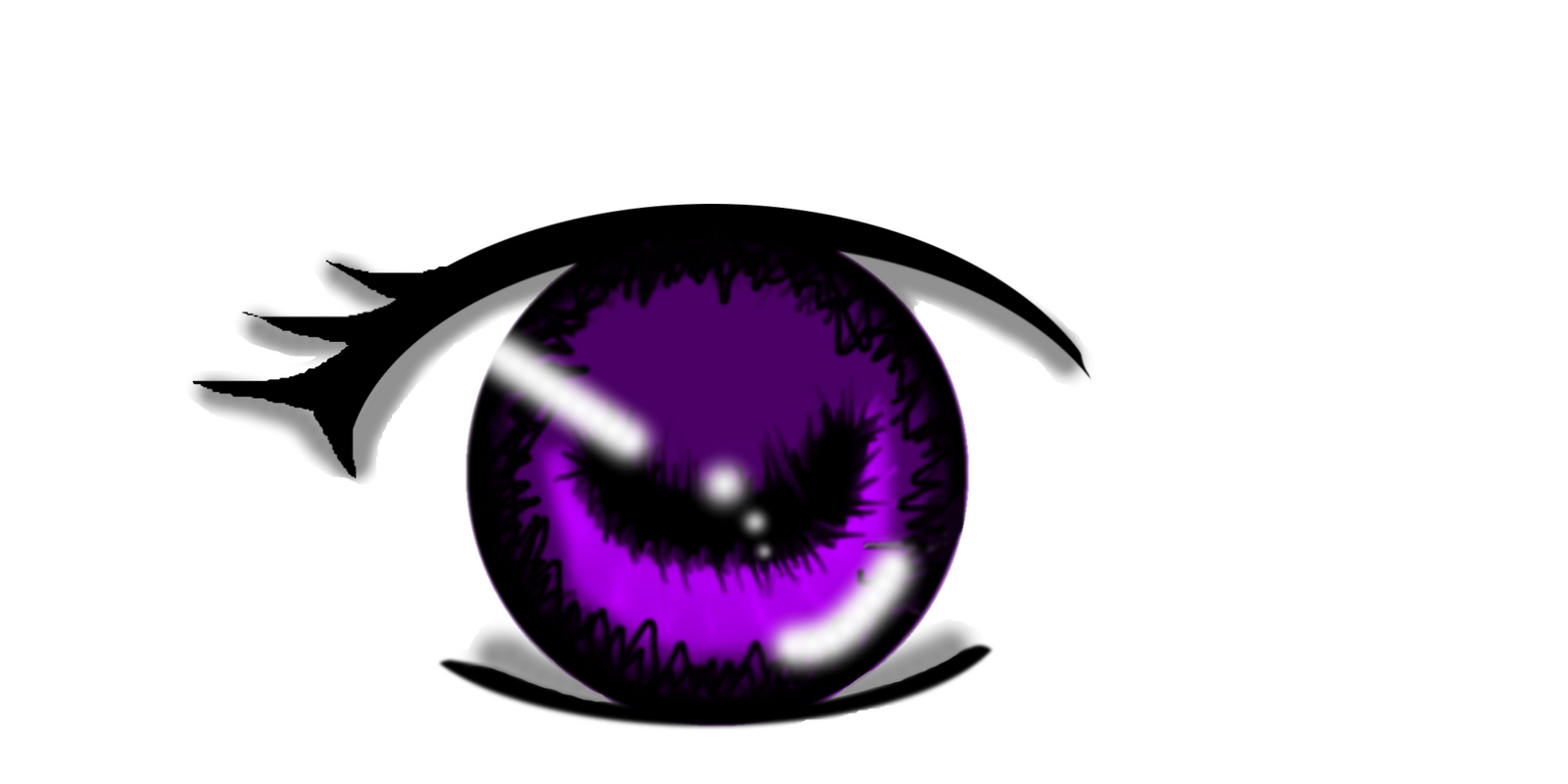 anime eyes transparent: Made In Gimp By COURTishLamb92 On DeviantART