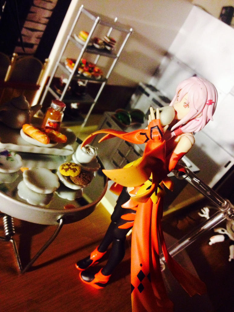 Anime Tea Party Part 3 by billkaulitzlover3000