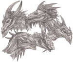 Dragons of Azeroth (4) by Rakshemau