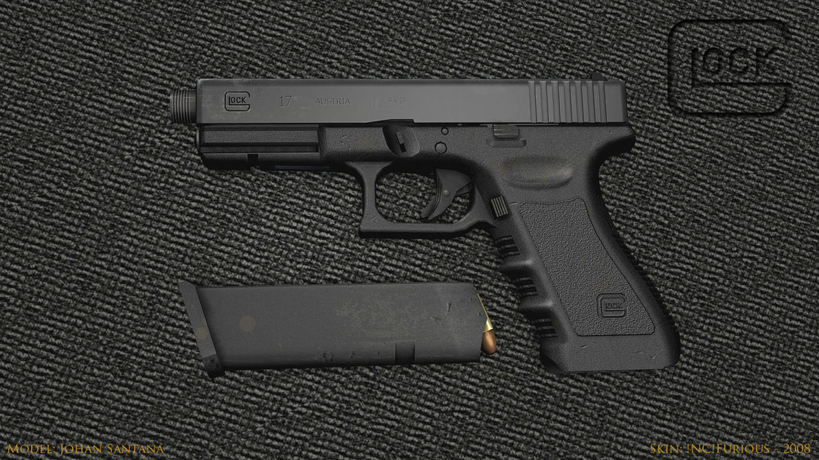 Glock 17 Wallpaper By Furious373