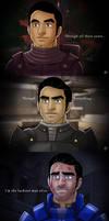 The Progression of Kaidan Alenko