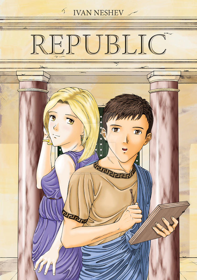 Republic - Cover