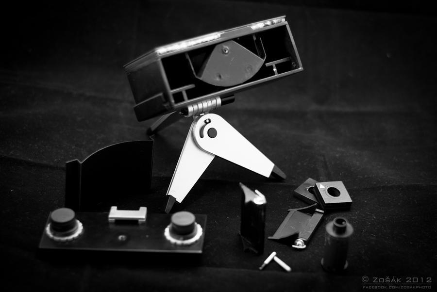 DIY 35mm Panoramic Pinhole Camera 2 By Matus201