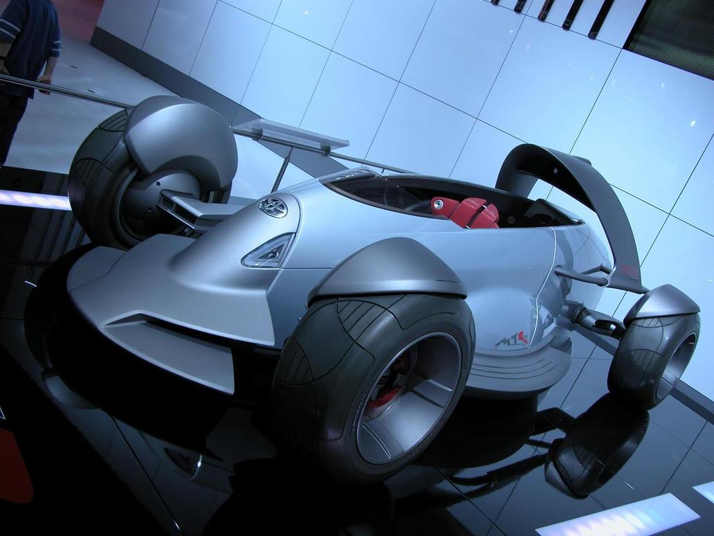 Future Car 2015 by bonestar