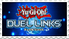 Yu-Gi-Oh! Duel Links Stamp by Sayuki-chi