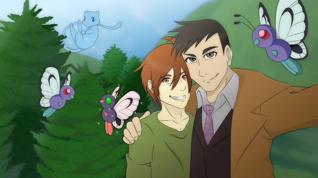 CM03: Roy And Looker by Sayuki-chi