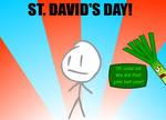 Saint DAVID's Day... again
