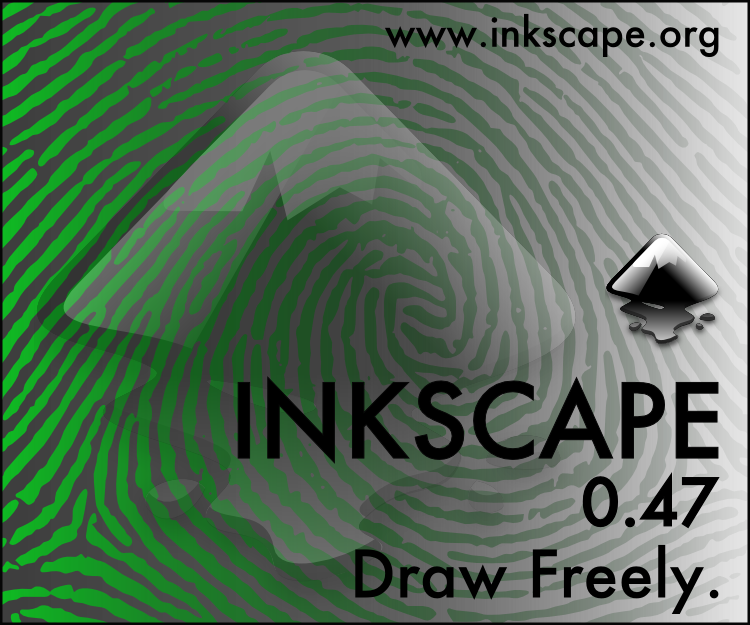 inkscape splash screen