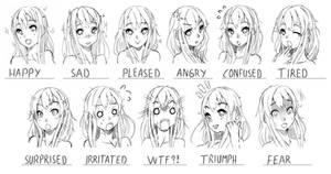 Midokos Expressions
