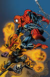 Spider-Man vs Hobgoblin