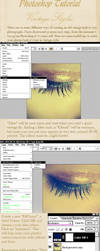 Quick Tutorial: vintage style by Whimsical-Dreams