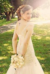 .:: Vintage Bride ::. by Whimsical-Dreams
